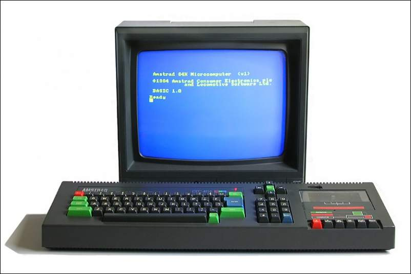 Click image for larger version.  Name:Amstrad_CPC464.jpg Views:76 Size:85.2 KB ID:157
